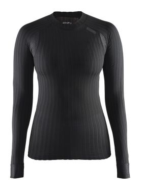 Craft Active extreme 2.0 CN long sleeve baselayer black women