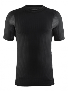 Craft Active extreme 2.0 CN short sleeve baselayer black men
