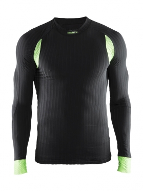Craft Active extreme 2.0 CN long sleeve baselayer black/shout men