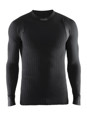 Craft Active extreme 2.0 CN long sleeve baselayer black men