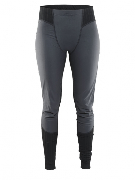 Craft active extreme 2.0 windstopper long underpants black women
