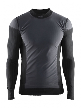 Craft Active extreme 2.0 windstopper long sleeve baselayer black men