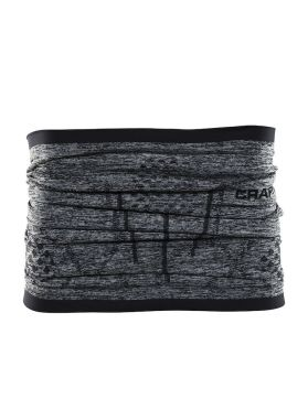 Craft Active comfort neck warmer black