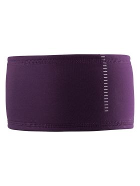 Craft Livigno headband purple
