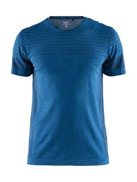 Craft cool comfort short sleeve baselayer blue men