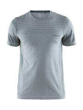 Craft cool comfort short sleeve baselayer grey/melange men