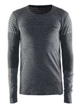 Craft cool comfort long sleeve baselayer black/melange men