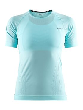 Craft Cool Intensity short sleeve baselayer Blue/Heal women