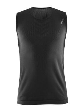 Craft Cool Intensity sheeveless baselayer black men