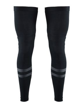 Craft Seamless Leg warmers 2.0 black unisex
