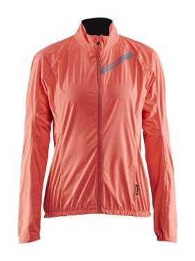 Craft belle rain jacket pink women