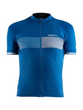 Craft Verve Glow cycling jersey dark blue men