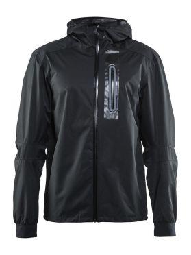 Craft ride rain jacket black men