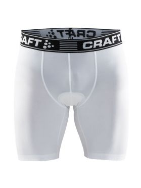 Craft Greatness bike shorts (with pad) white men