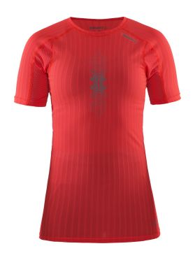Craft active extreme 2.0 brilliant short sleeve red women