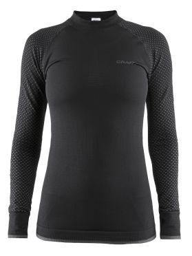 Craft warm intensity 2.0 CN long sleeve baselayer black women