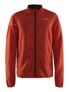 Craft Radiate running jacket red men