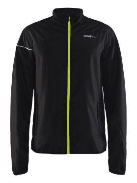 Craft Radiate running jacket black men