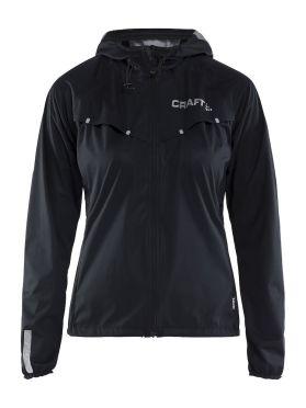Craft Repel running jacket black women