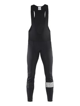 Craft Verve glow bib tights black men
