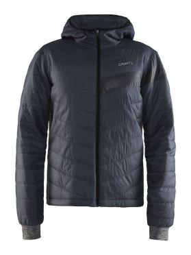 Craft Verve XT padded cycling jacket gray men
