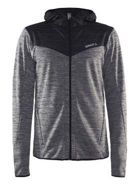 Craft Breakaway jersey running jacket gray men