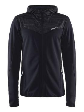 Craft Breakaway jersey running jacket black men