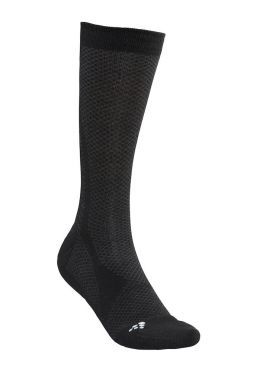 Craft warm mid socks black