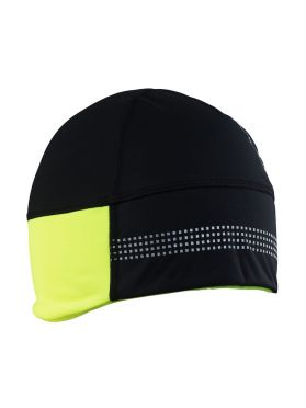 Craft Shelter 2.0 under helmet black/yellow unisex