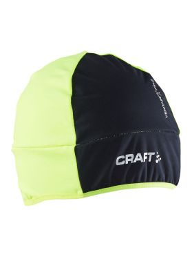 Craft Wrap under helmet black/flumino unisex