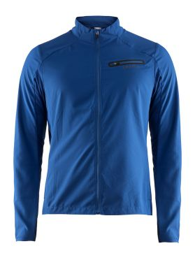 Craft Breakaway running jacket blue men