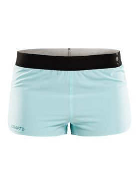 Craft Shade racing running shorts blue women