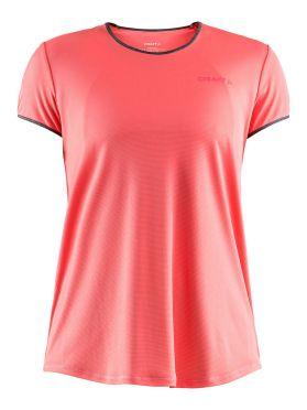 Craft Eaze short sleeve running shirt pink women