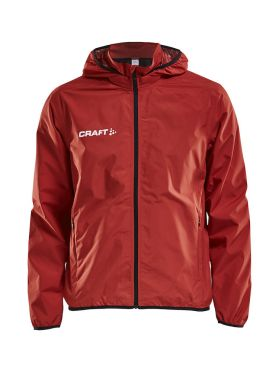 Craft Rain training jacket red men