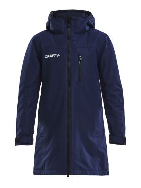 Craft Parkas training jacket blue junior