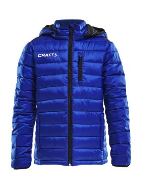 Craft Isolate training jacket blue/cobolt junior