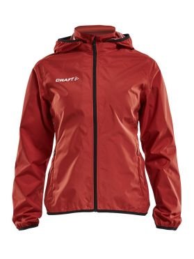 Craft Rain training jacket red women