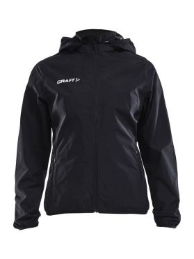 Craft Rain training jacket black women
