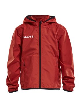 Craft Rain training jacket red junior
