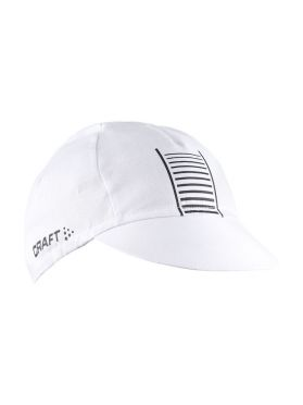 Craft classic bike cap white