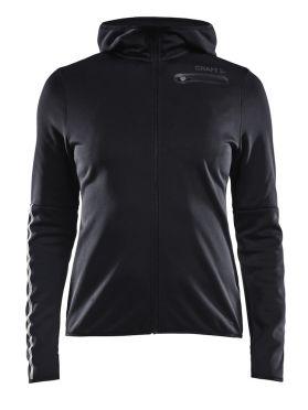 Craft Eaze jersey running jacket black women