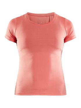 Craft Essential V-neck baselayer pink women