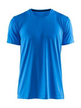 Craft Essential RN short sleeve shirt blue men