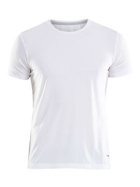 Craft Essential RN short sleeve shirt white men