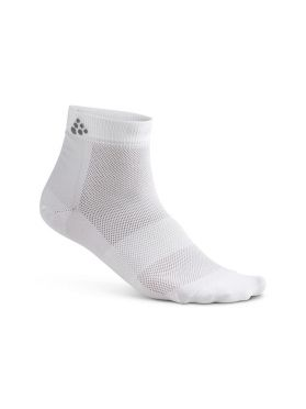 Craft Greatness Mid socks white 3-Pack