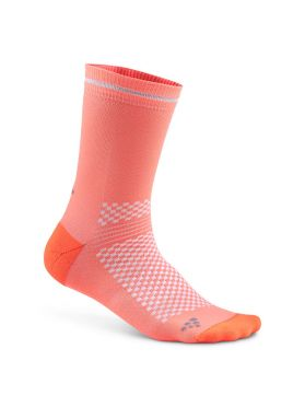 Craft Visible socks pink