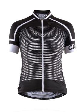Craft Empress short sleeve cycling jersey black women