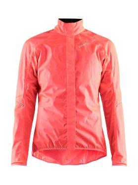 Craft Mist rain jacket pink women