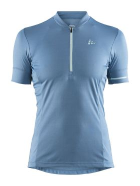 Craft Point cycling jersey blue women