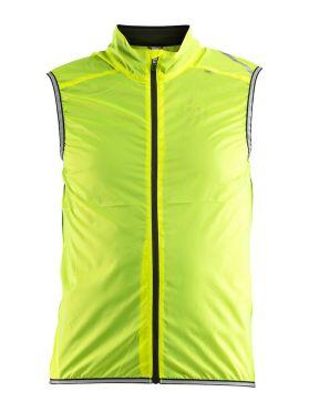 Craft Lithe bike vest yellow men